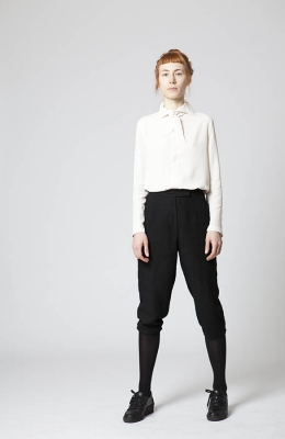 blouse / trousers